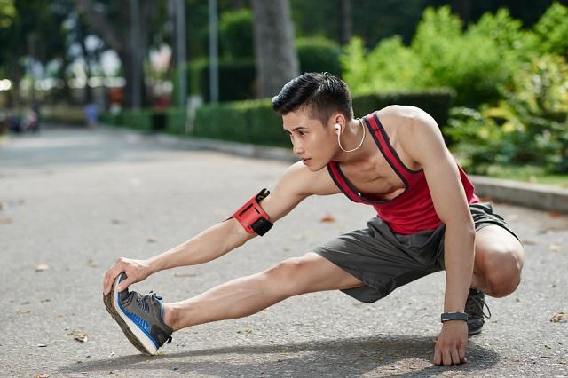 Branched- chain Amino Acid hỗ trợ làm giảm đau nhức cơ bắp