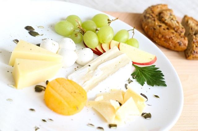 Chế độ dinh dưỡng hợp lý góp phần kiểm soát cân nặng