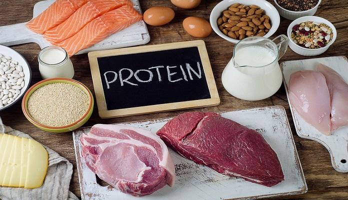 Protein là chất không thể thiếu đối với cơ thể chúng ta