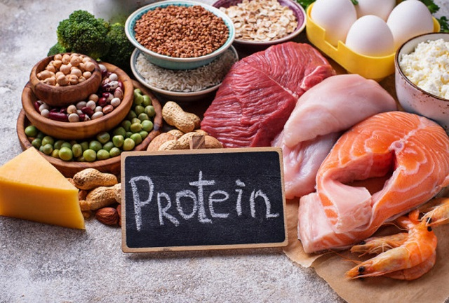 Protein chất lượng cao