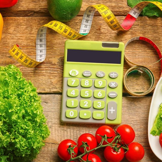 Tính toán lượng Calo nạp vào cơ thể mỗi ngày