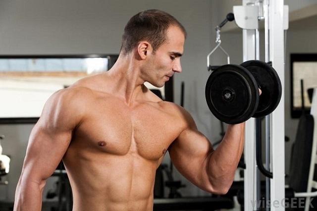Creatine tăng sức mạnh và phát triển cơ bắp
