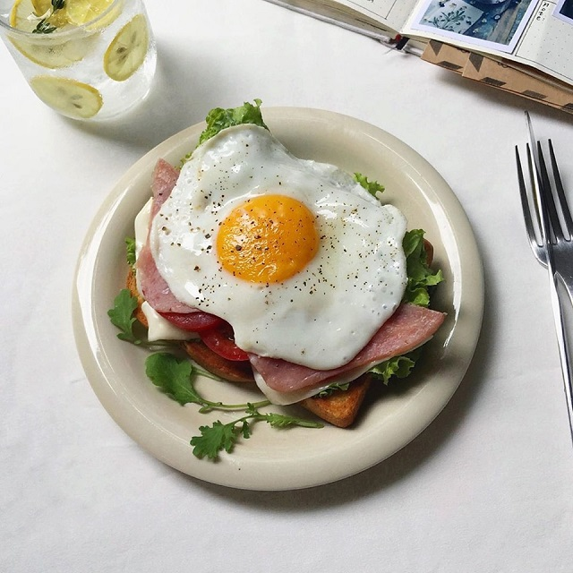 Đừng bỏ qua bữa sáng
